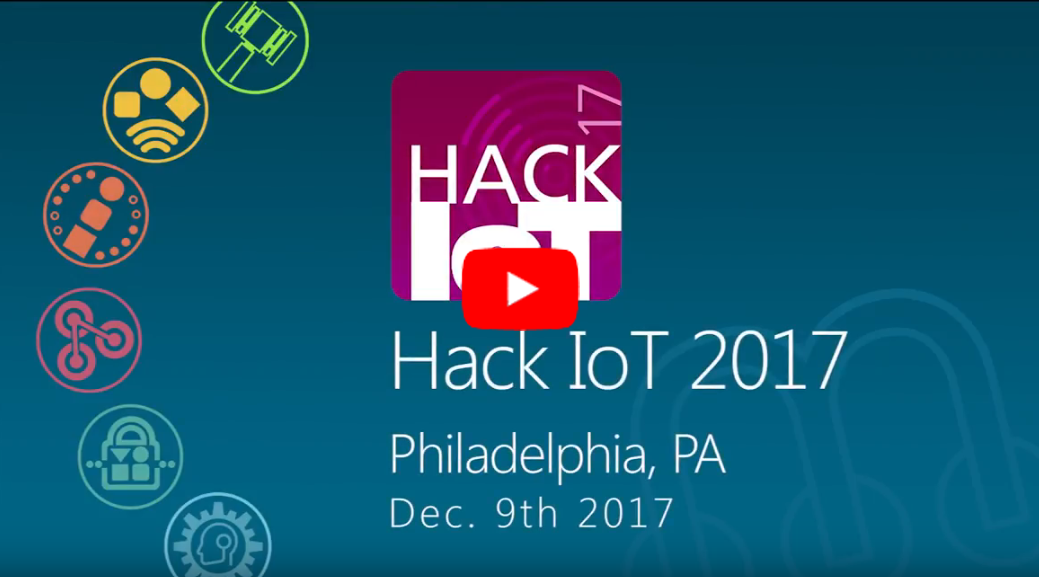 Call for Hackers: Microshare Co-hosting LoRAWAN™ 'HackIoT Philly 2017' on December 8-9