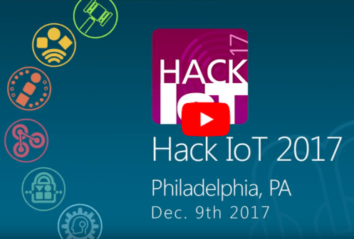 Hack IoT Philly