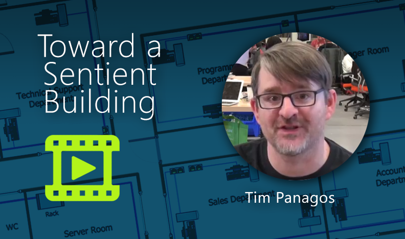 Toward a Sentient Building Video