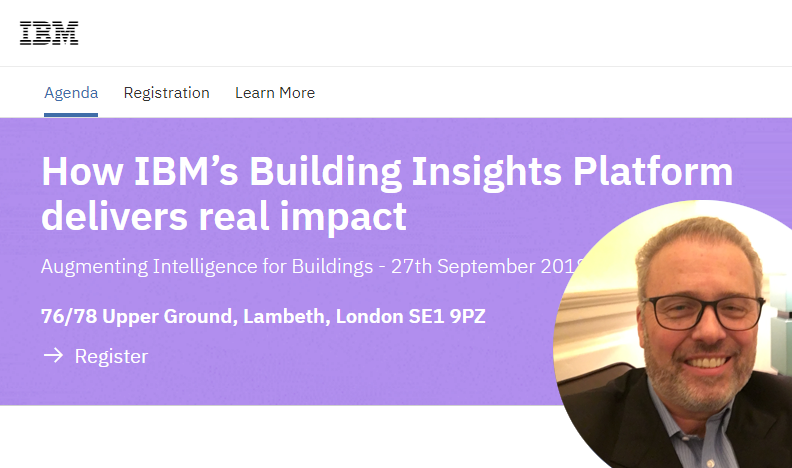 How IBM's Building Insights Platform delivers real impact